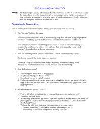 essay analysis sample process and analysis essay sample college essay assistance process and analysis essay sample