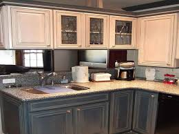 gray and white kitchen cabinets wood antiquing kitchen cabinets grey design idea and decors the