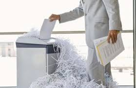 where to shred papers how to clean a paper shredder that is gummed up chron