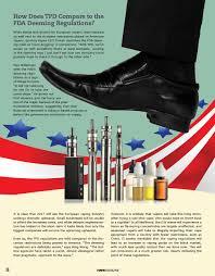 American Flag Regulations Tpd Regulations Continue To Rock Eu Vapor Market Vape News Magazine