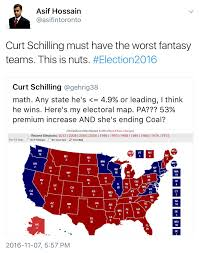 1996 Presidential Election Map by Curt Schilling Was Right Anti Bernie Sanders Liberals Were Wrong