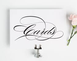sign a wedding card wedding cards sign wedding signs by shine