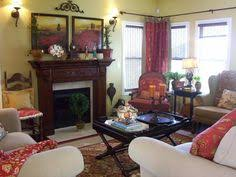 Country Family Rooms Eclectic French Country Family Room - French country family room