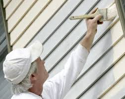 Exterior Paint For Aluminum Siding - priming before painting