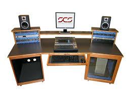 Corner Studio Desk Producer Xlstudio Desks Tables Studio Furniture Desk Plans