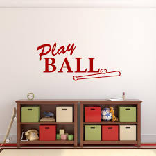 Baseball Bedroom Decor Compare Prices On Kids Baseball Decor Online Shopping Buy Low