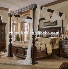 letto a baldacchino antico legno antico letto a baldacchino con un design moderno antique