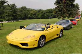 2001 360 spider for sale auction results and data for 2001 360 spider mccormick s