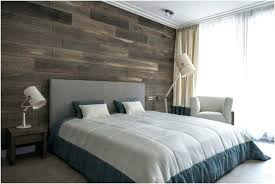 chambre bois deco chambre bois chambre adulte moderne bois le poser grand