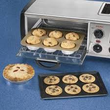 Toaster Muffins Toaster Oven Pans Muffin Pan 10 Non Stick Cookie Sheet 10 Pie