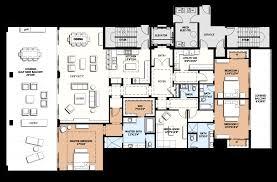 floor plan residence b infinity longboat key condos for sale