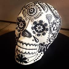 Amazing Skull - creepy amazing skull cake pics images photos pictures bajiroo