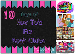 the how to s for book clubs favorite books for boys startsateight