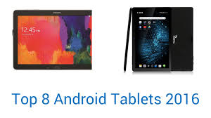 the best android tablet 8 best android tablets 2016