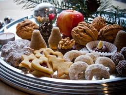 czech christmas cookie mania artěl glass