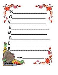 turkey acrostic poem thanksgiving crafts
