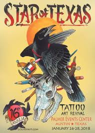 tattoo convention killeen tx star of texas tattoo art revival texas inked