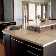 light colored concrete countertops concrete kitchen countertops