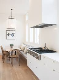 kitchen decorations modern rectngle laminated breakfast nook