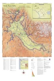 Washington Wineries Map by Map Of Vineyards Wineries U0026 Tasting Rooms Of Snake River Valley