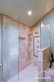 montgomeryville zero threshold shower harth builders