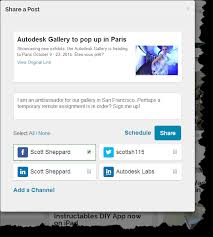 project bonfire allows sharing autodesk information with an