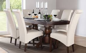 dark wood dining room tables extraordinary brown rectangle antique dark wood dining table with 6