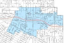 map of burbank ca burbank center plan burbank ca
