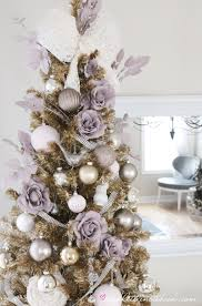 fun with colour customize your christmas tree pink little