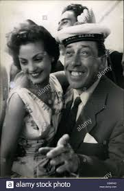 cocktail party photography download this stock image may 08 1956 fernandel and carmen