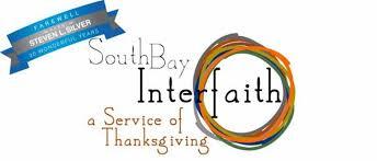 south bay interfaith thanksgiving service at st church