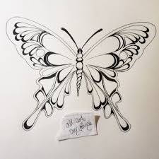 31 best psychedelic butterfly tattoos images on