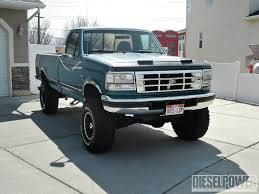 Ford F250 Truck Gas Mileage - 1996 ford f 250 information and photos zombiedrive
