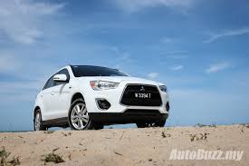 mitsubishi asx 2014 mitsubishi asx designer edition launched priced at rm132k 4wd
