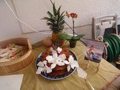 luau table setup engagement party party ideas pinterest