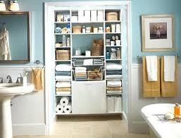 bathroom closet storage ideas home design ideas