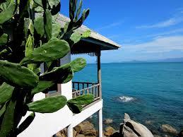 reisjunk leela beach de verborgen parel van koh phangan in thailand