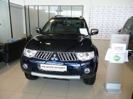 mitsubishi pajero sport 2012 2012 mitsubishi pajero sport pictures diesel automatic for sale