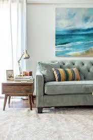 Home Legend Piano Finish Laminate Flooring Cozy Retro Inspired Family Room Makeover