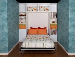 fold down bed bedroom traditional with horizontal murphy queen