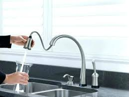 touch faucets for kitchen touch on kitchen faucet kitchen sustainablepals kitchen faucets