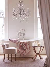 Small Crystal Chandelier For Bathroom Bathroom 21 Sensational Bathroom Chandelier Ideas For Your