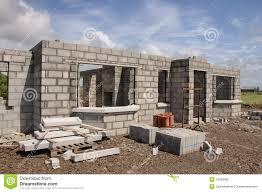 build a house free build concrete house stock photo image 10183090