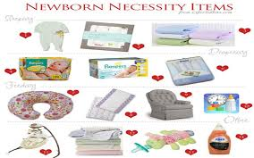 baby necessities a closer look at the most important baby necessities for new