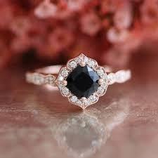 best black friday deals engagement rings best 25 black diamond wedding rings ideas on pinterest black
