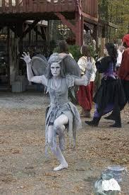 Halloween Statue Costume Weeping Angel Costume Tutorial Tempting