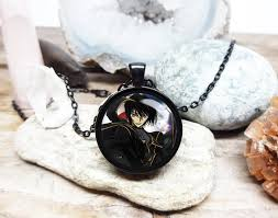 anime necklace images Code geass necklace anime necklace area 11 necklace geass etsy jpg