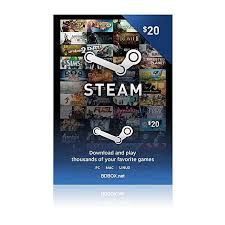 steam card buy steam steam card 20 online at best price in pakistan daraz pk