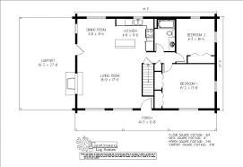 vacation cabin plans cabin plans with loft simple house corglife luxihome