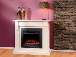 wall mounted electric fireplace for limited room size and modern